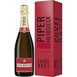 Champagne Cuvée Brut