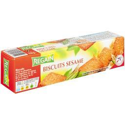 Biscuits sésame, tonus et vitalité