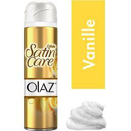 Satin Care - Gel à raser Olaz Vanilla Cashmere pour ...