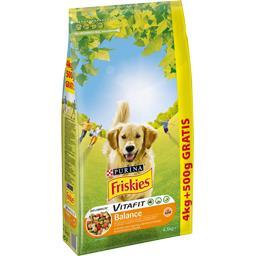 Croquettes Vitafit Balance poulet légumes pour chiens