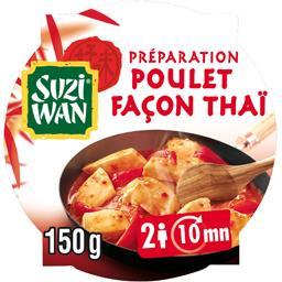 Préparation facile pour poulet façon thaï