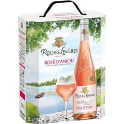 Rosé d'anjou, vin rosé