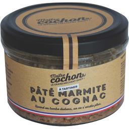 Pâté marmite, les p'tites marmites, 180gr, bocal, Sodiporc