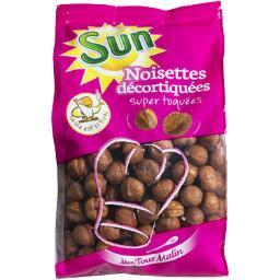 Sun Fruits Secs Noisettes décortiquées