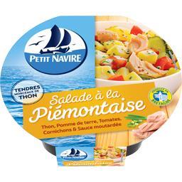 Salade Au Cœur de la Région Piémontaise