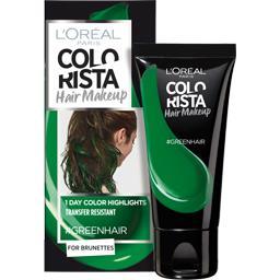 Colorista - Hair Makeup Green Hair