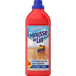 Mousse de lin à l'huile de lin pour carrelages 1l