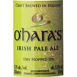Bière Irish Pale Ale