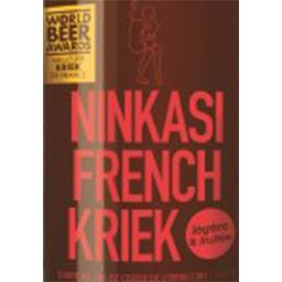 Bière French Kriek rouge