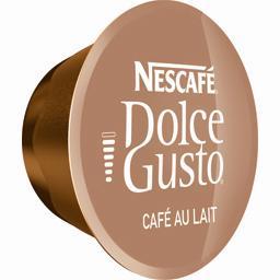Dolce Gusto - Capsules de café au lait