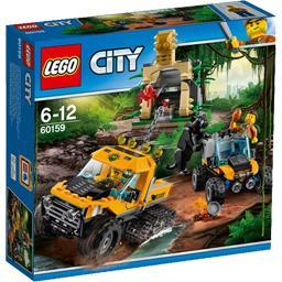 City - L'Excursion dans la Jungle 6-12