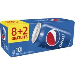 Soda au cola FRIGO pack