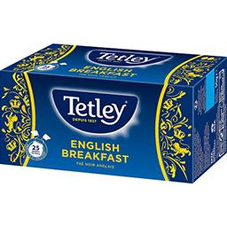 Tetley Thé anglais English Breakfast