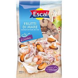 Cocktail de fruits de mer à cuisiner