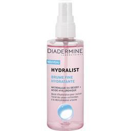 Diadermine Hydralist - Brume fine hydratante le flacon de 100 ml