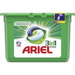 Ariel Pods - Lessive en doses 3en1