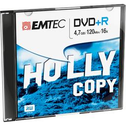DVD+R 4,7GB 16X Slim