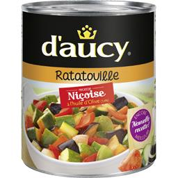Ratatouille recette niçoise à l'huile d'olive