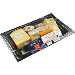 Assiette fromagère medium sélection Normandie