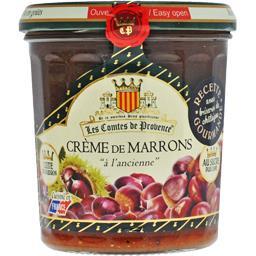 Crème de marrons à l'ancienne