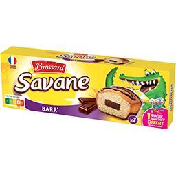 Savane - Gâteaux Barr' chocolat