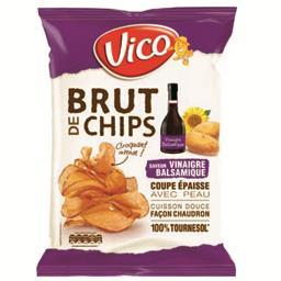 Brut de Chips - Chips saveur Vinaigre Balsamique