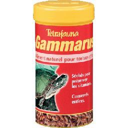 Fauna - Aliment naturel Gammarus pour tortues d'eau