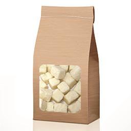 Noix de coco en cubes en VRAC
