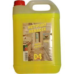 Nettoyant ménager hygiène et propreté