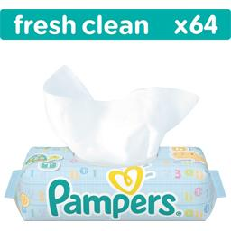 Fresh clean - lingettes