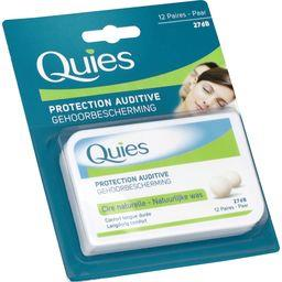 Protection auditive 27 dB, cire naturelle