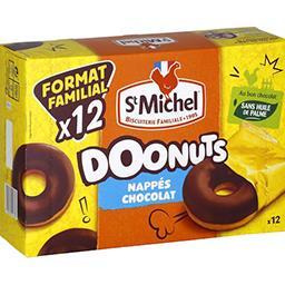 Doonuts nappés chocolat