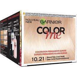 Color Me - Coloration blond très clair perlé 10.21