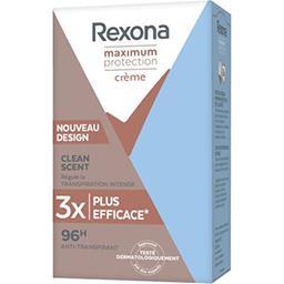 Déodorant crème Maximum Protection