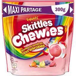 Bonbons tendres Chewies fruits
