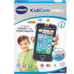 Vtech KidiCom Max bleu