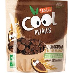 Céréales Choc'O Pétales au chocolat BIO