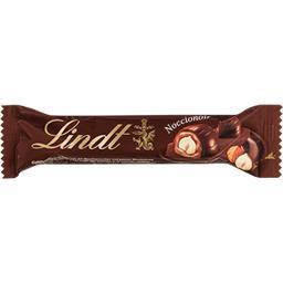 Barre chocolatée Noccionoir fourré noisettes
