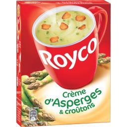 Royco Crème d'asperges & croûtons