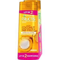 Shampooing fortifiant Nutri Coconut No Frizz