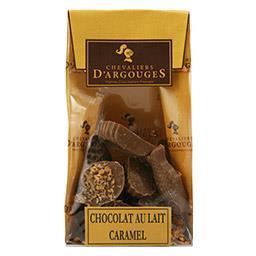 Chevaliers d'Argouges Friture chocolat au lait caramel
