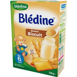 Blédine - Céréales saveur biscuitée, dès 6 mois