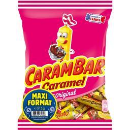 Carambar bonbons au Caramel Maxi format Halloween le sachet de 515 gr