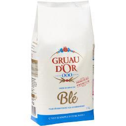 Farine de gruau T45 Blé