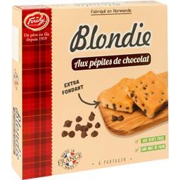 Forchy Blondie aux pépites de chocolat la boite de 285 g