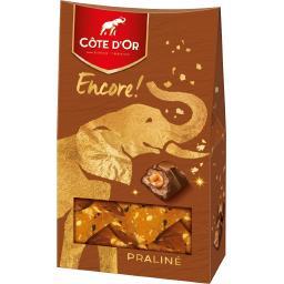 Carte d'Or Encore! - Chocolat au lait praliné noisette entière