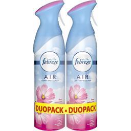 Febreze Désodorisant Air Fleur naissante les 2 bombes de 300 ml - Duo Pack