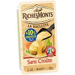 Richesmont raclette sans croute 420g