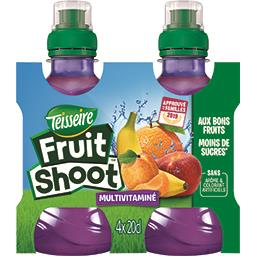Fruit Shoot - Boisson multivitaminé