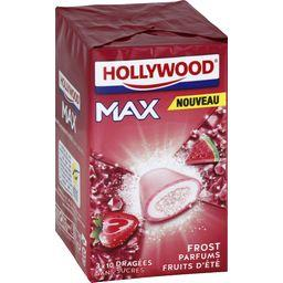 Max - Chewing-gum parfums fruits d'été